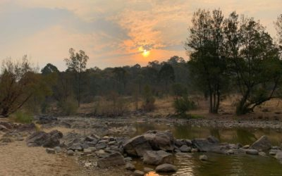 The significance of the waterways to Wangal people