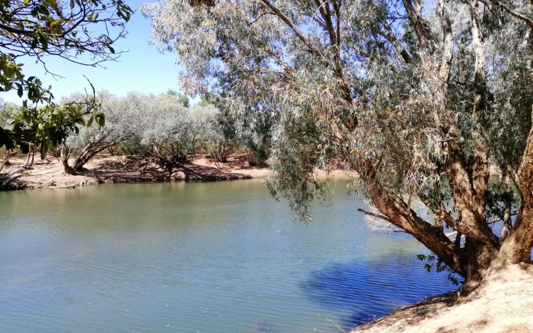 Submission by the Australian National University's Institute for Water Futures to the Productivity Commission's National Water Reform Inquiry